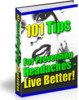 101 Power Tips for Preventing Headaches: kiss your headaches (MRR)