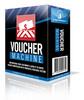 Thumbnail Voucher Machine: Voucher Creator Software (MRR)