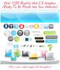 Thumbnail New Web 2.0 Graphics Pack
