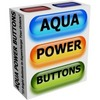 Thumbnail Aqua Power Buttons Graphics Pack with PLR