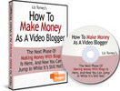 Thumbnail How To Make Money As A Video Blogger (MRR)