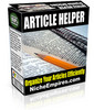 Thumbnail Article Helper  (Reseller Rights)