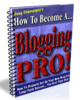 Thumbnail How To Become A Blogging PRO (MRR)