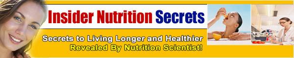 Product picture Insider Nutrition Secrets (MRR)
